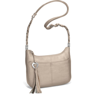 Baby Barbados Zinc Pearl Cross Body Hobo