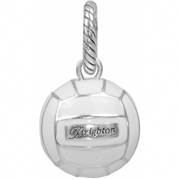 Love Volleyball Charm