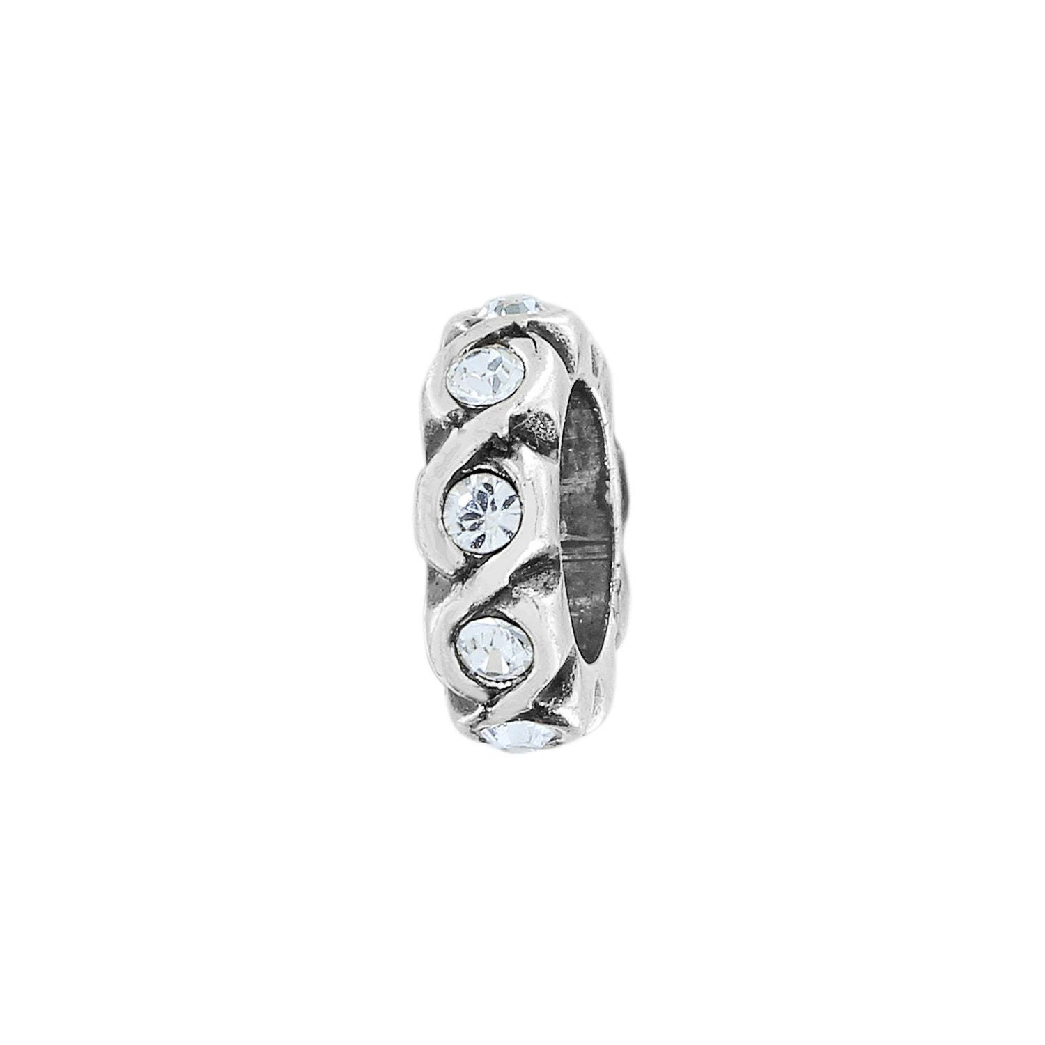 Infinity Spacer-Silver