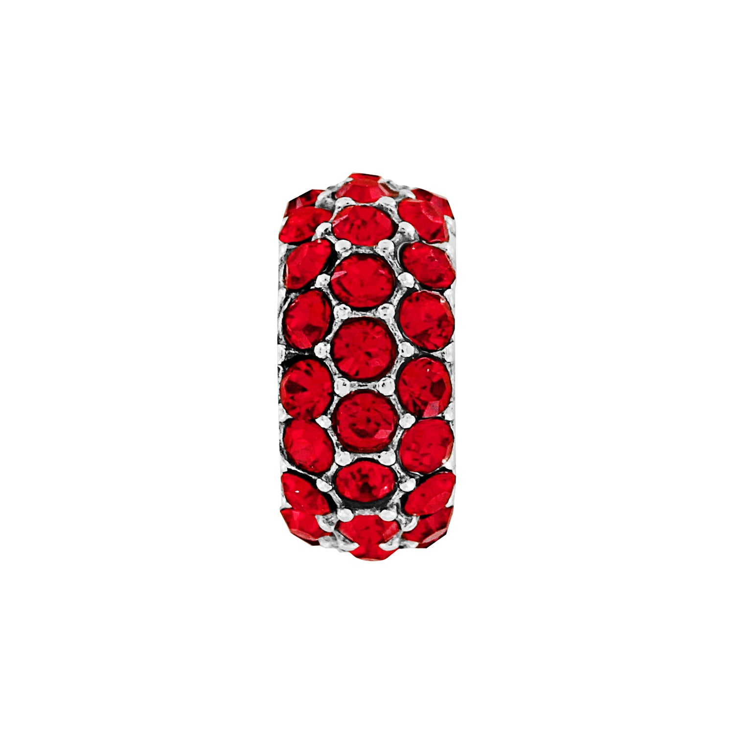 Glitter Spacer-Red