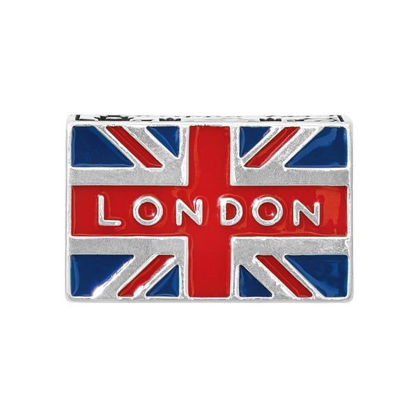 London Postcard Bead