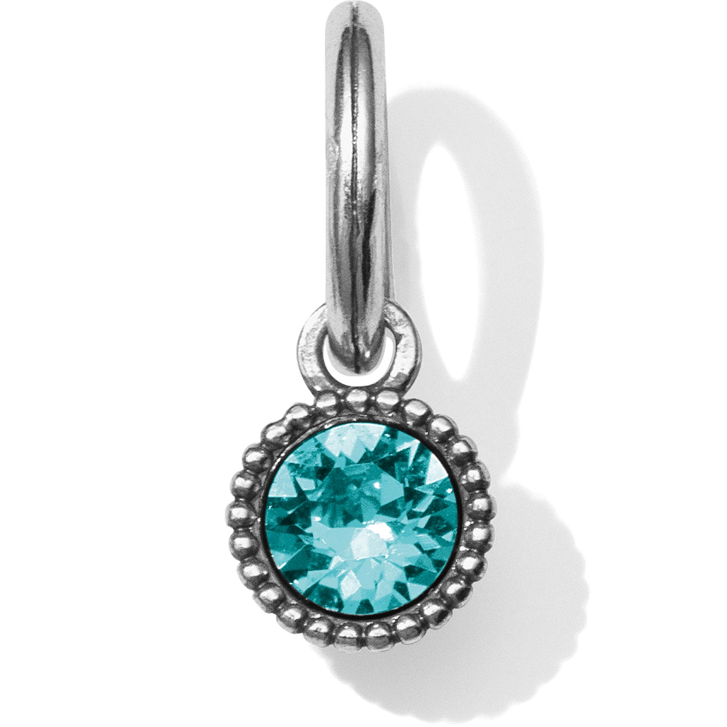 Glitz Highlight Amulet - Turquoise