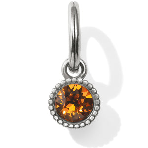 Glitz Highlight Amulet - Orange