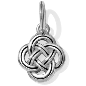 Interlok Knot Charm
