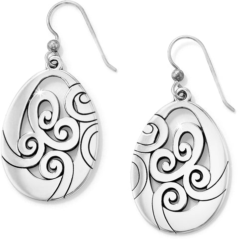Mingle French Wire Earrings