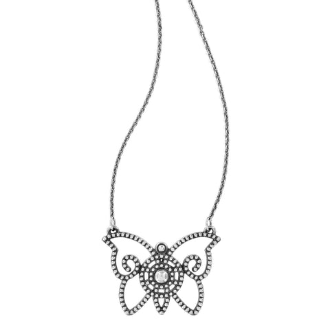 Illumina Petite Butterfly Necklace