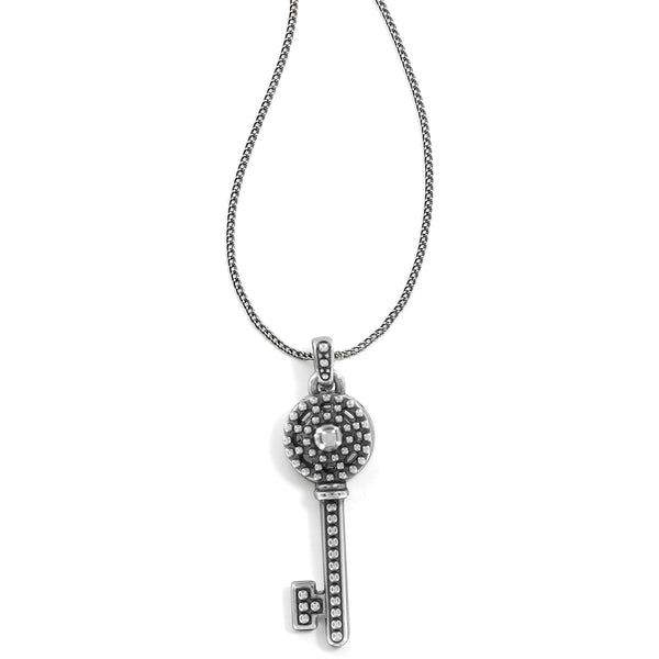 Illumina Petite Key Necklace