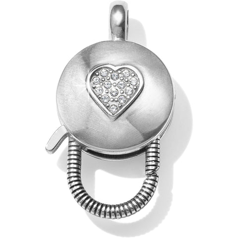 Diamonds N' Hearts Reversible Charm Connector
