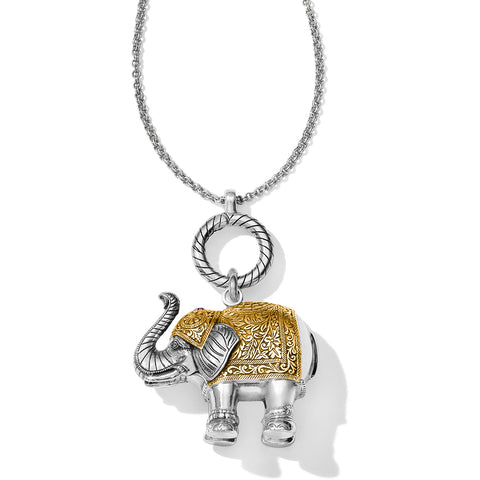 Raj Elephant Necklace