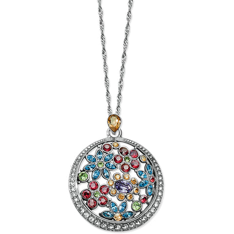 Trust Your Journey Garden Convertible Necklace