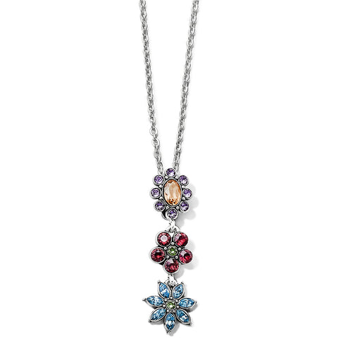 Trust Your Journey Garden Petite Necklace