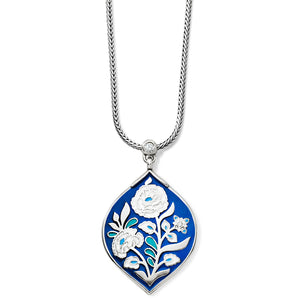 Journey To India Indigo Short Necklace