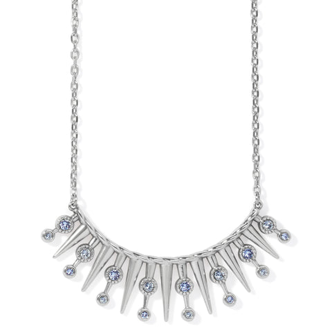 Halo Ice Collar Necklace