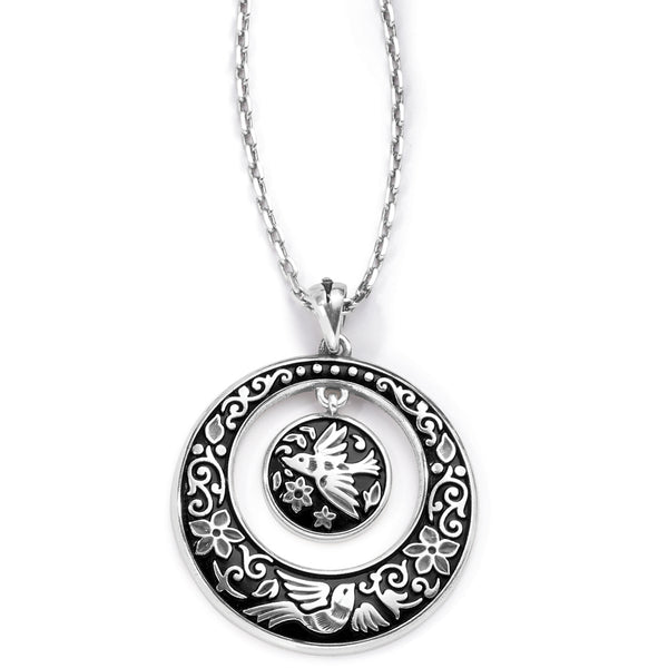 Moonlight Garden Pendant Necklace