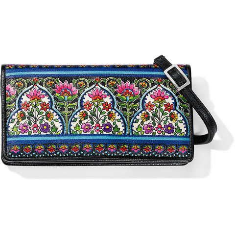 Journey To India Large Wallet