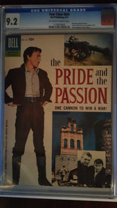 FOUR COLOR #824 THE PRIDE AND THE PASSION CGC 9.2
