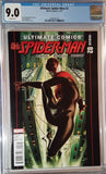 ULTIMATE COMICS SPIDER-MAN (2011) #2 CGC 9.0