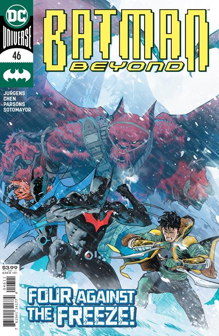 BATMAN BEYOND #46 (2019)