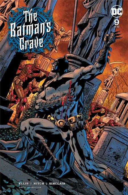 BATMANS GRAVE #9 (OF 12)
