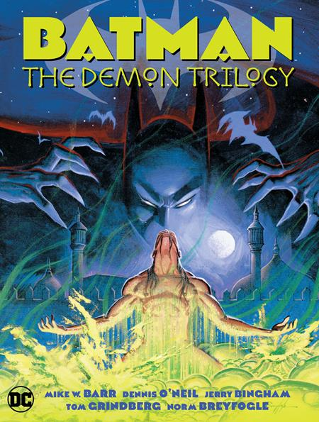 BATMAN THE DEMON TRILOGY HC