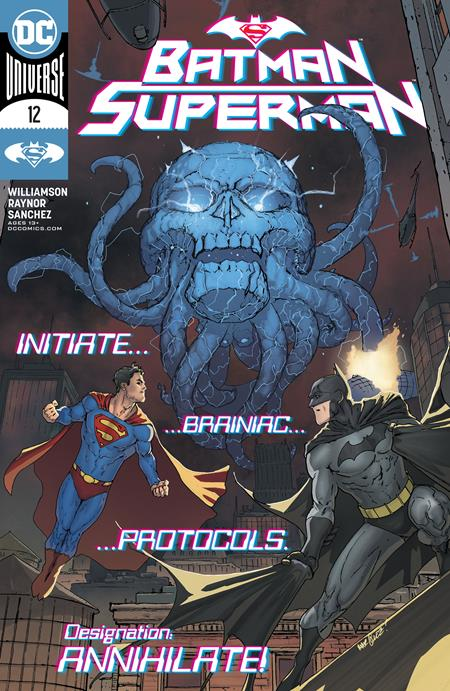 BATMAN SUPERMAN #12 CVR A DAVID MARQUEZ (2019)