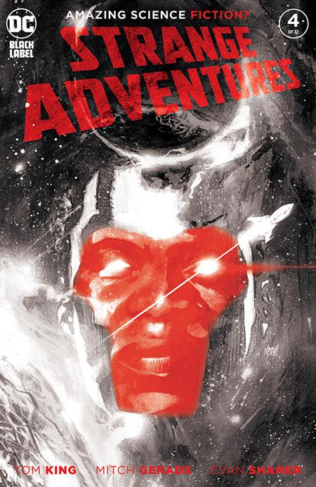 STRANGE ADVENTURES #4 (OF 12) 2ND PTG