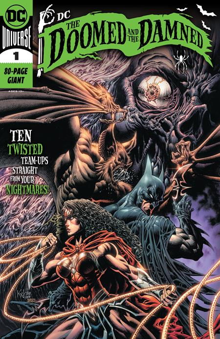 DC THE DOOMED AND THE DAMNED #1 ONE SHOT