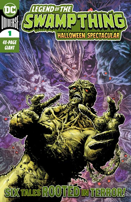 LEGEND OF THE SWAMP THING HALLOWEEN SPECTACULAR #1 ONE