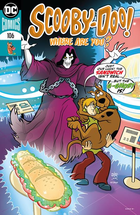 SCOOBY-DOO WHERE ARE YOU #106