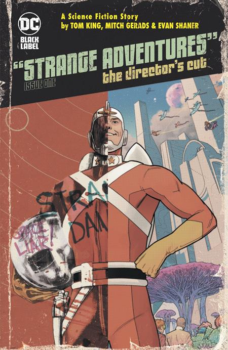 STRANGE ADVENTURES DIRECTORS CUT #1 ONE SHOT