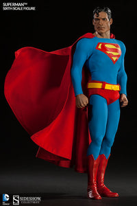 SIDESHOW DC - SUPERMAN 12 IN FIGURE