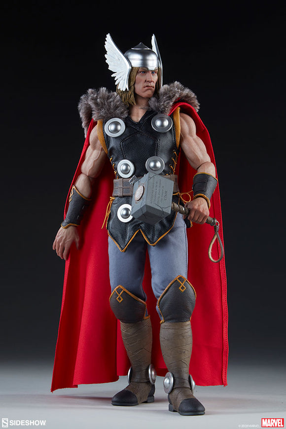 SIDESHOW MARVEL - THOR 12 IN FIGURE