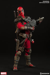 SIDESHOW MARVEL - DEADPOOL 12 IN FIGURE