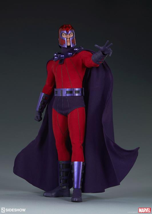 SIDESHOW MARVEL - MAGNETO 12 IN FIGURE