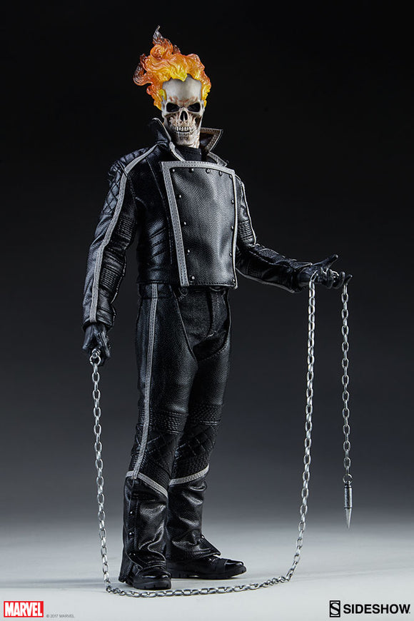 SIDESHOW MARVEL - GHOST RIDER 12 IN FIGURE