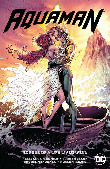 AQUAMAN TP VOL 04 ECHOES OF A LIFE LIVED WELL