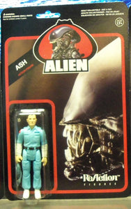 ALIEN REACTION ACTION FIGURE ASH