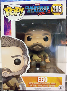 POP MARVEL 205 GUARDIANS OF THE GALAXY 2 EGO