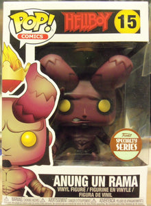 POP COMICS 15 HELLBOY ANUNG UN RAMA (SPECIALTY SERIES)