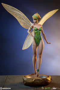 FAIRYTALE FANTASIES COLLECTION - TINKERBELL STATUE (J SCOTT CAMPBELL)