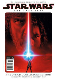 STAR WARS EPISODE VIII THE LAST JEDI COLLECTORS EDITION MAG NEWSSTAND ED