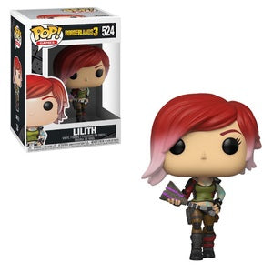 POP GAMES BORDERLANDS 3 LILITH THE SIREN