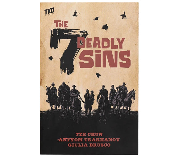 7 DEADLY SINS BOXED SET