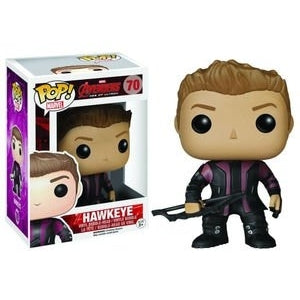 POP MARVEL 70 AGE OF ULTRON HAWKEYE VINYL FIG