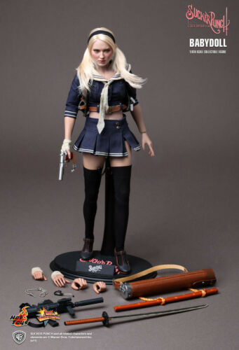 HOT TOYS SUCKER PUNCH - BABY DOLL 12 IN FIGURE