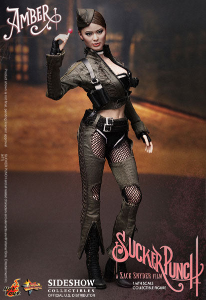 HOT TOYS SUCKER PUNCH - AMBER 12 IN FIGURE