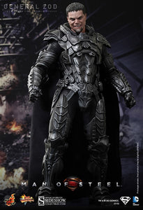 HOT TOYS MAN OF STEEL - GENERAL ZOD 12 IN FIGURE