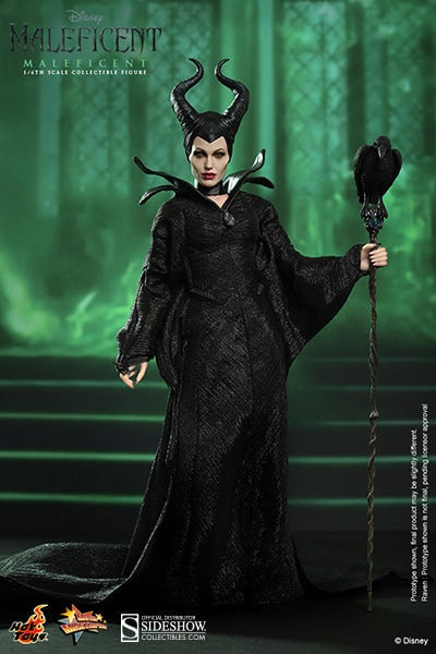 HOT TOYS MALEFICENT 12 IN FIGURE