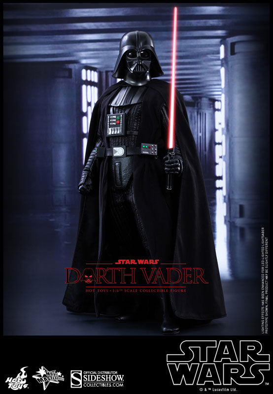 HOT TOYS STAR WARS - DARTH VADER 12 IN FIGURE