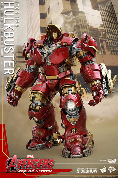 HOT TOYS AVENGERS: AGE OF ULTRON - HULKBUSTER 12 IN FIGURE